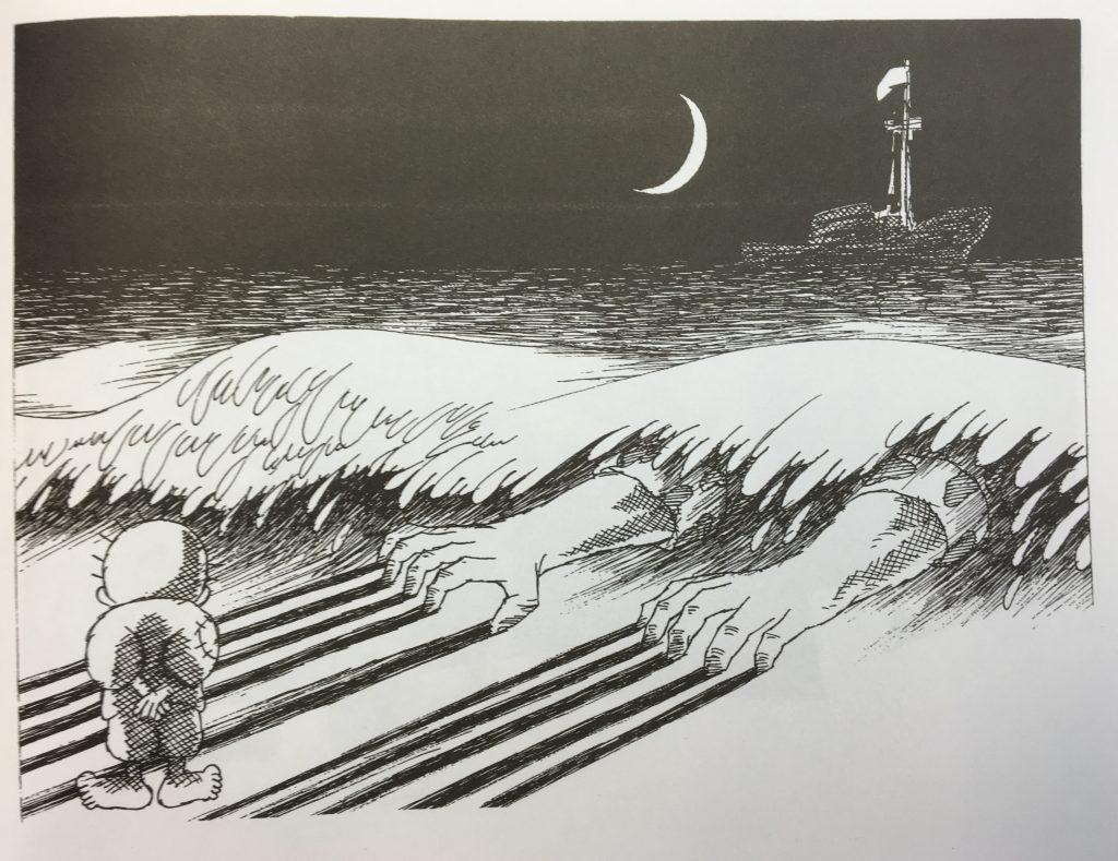 Handhala, personaje del caricaturista Nayi Al-Ali, natural de Palestina