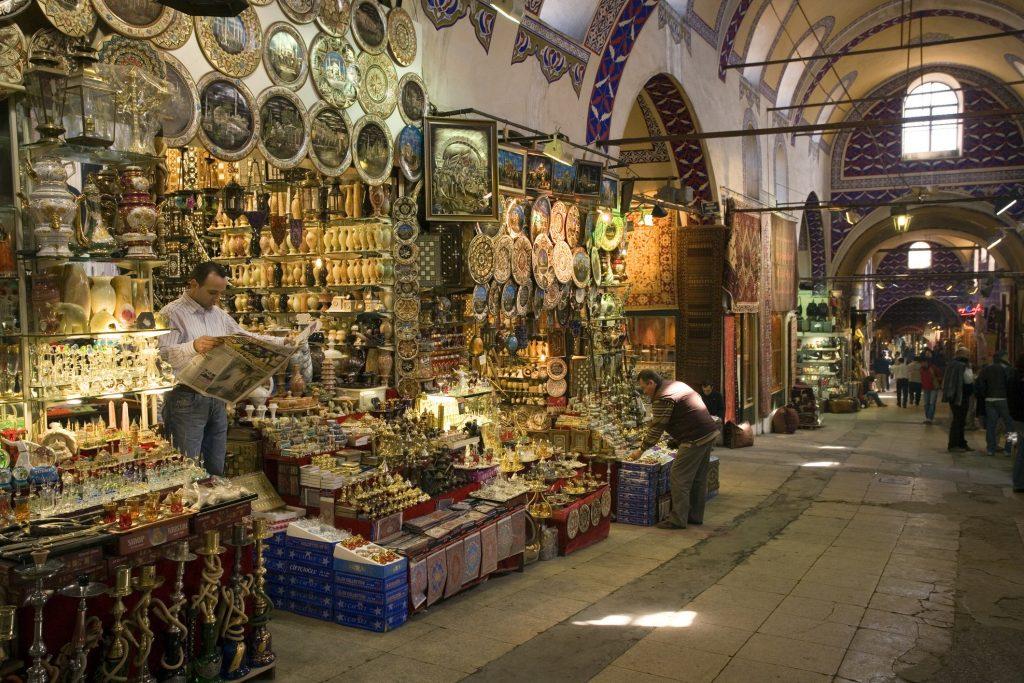 Bukhariyeh Market in Amman, Jordan