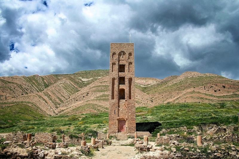 Beni Hammad Fort, Maadid, Algeria