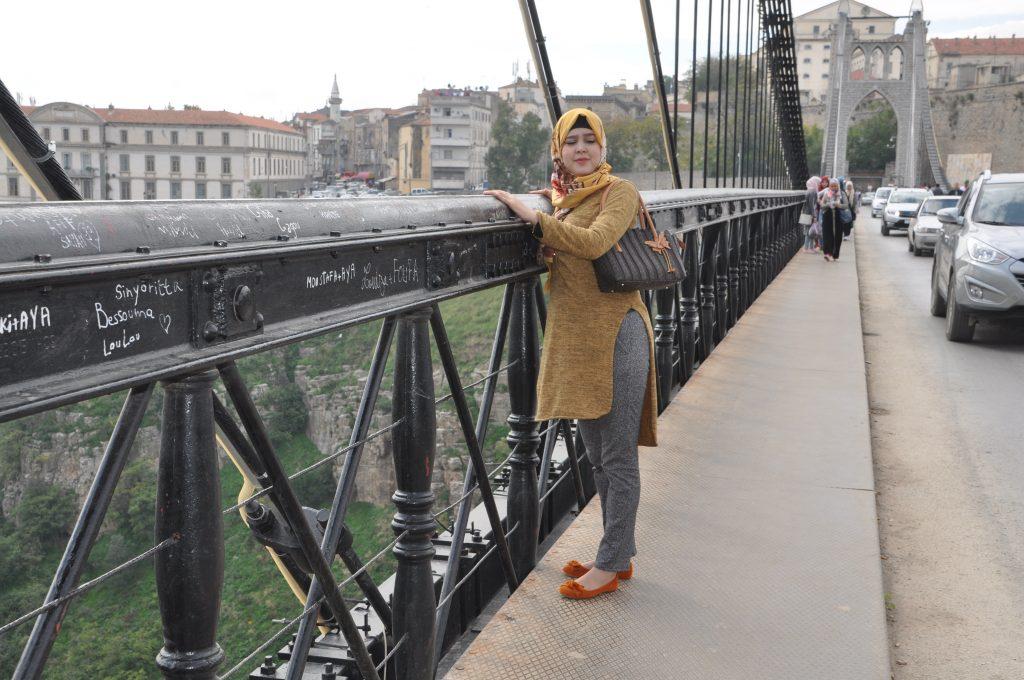 Pont Sidi MCid, Constantine, Algeria