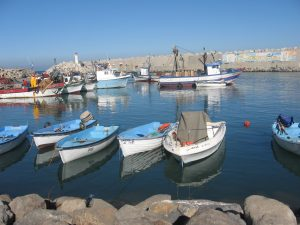 Port of Tipaza, Algeria