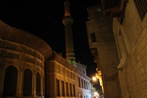 Al Moez Street Cairo
