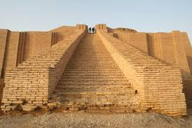 Great Ziggurat of Ur, Nassriya, Irak