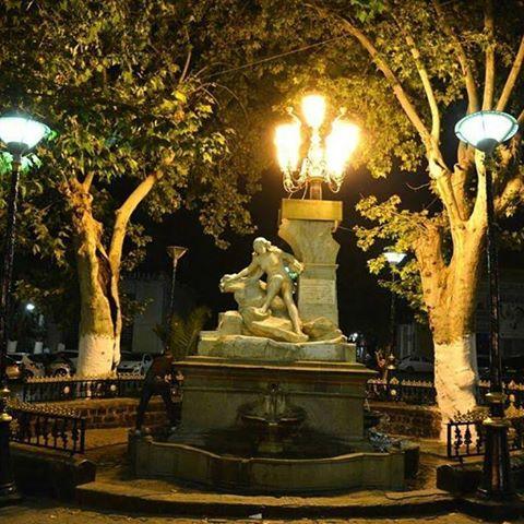 Ain El Fouara Fountain, Setif, Algeria