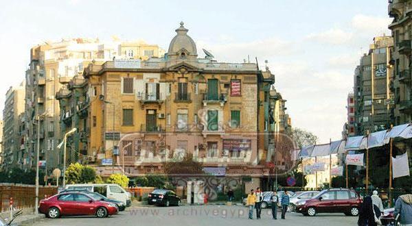 Bab Al Louq, Cairo, Egypt