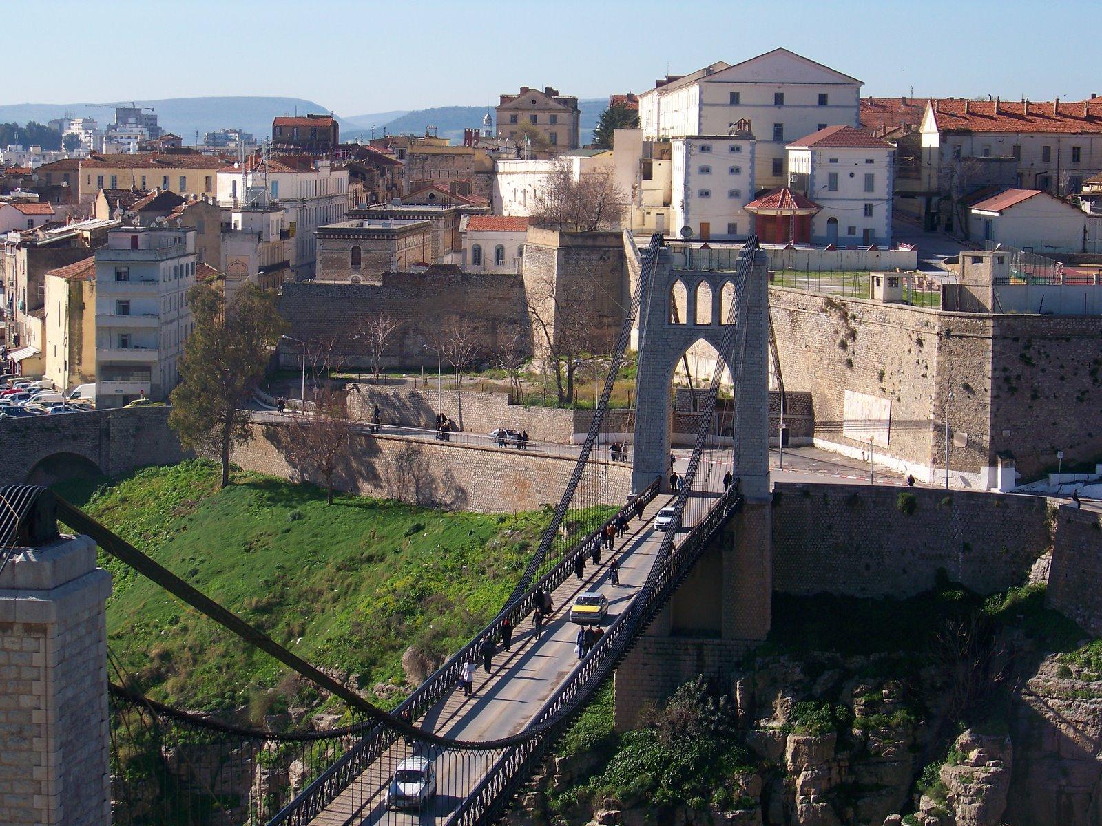 City of Constantine, Algeria