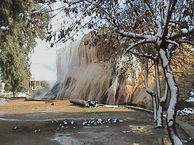 Hammam Meskhoutine, Algerie